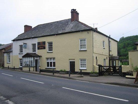 Umberleigh, UK: Lovely Pub