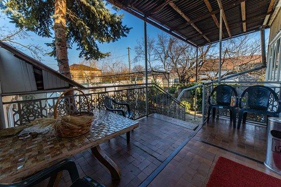 Дедоплисцкаро, Грузия: Balcony
