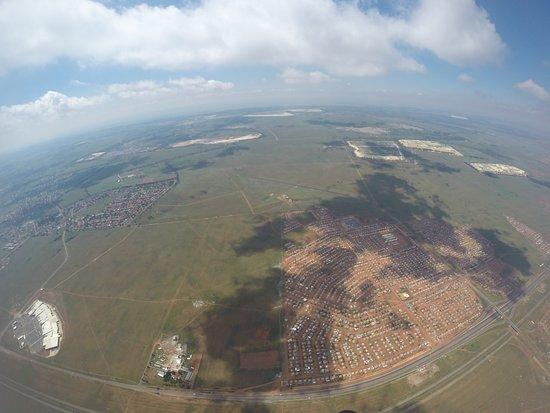 Carletonville, Νότια Αφρική: how far can you see?