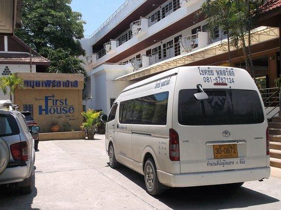 Samui First House Resort: 14 avril 2018