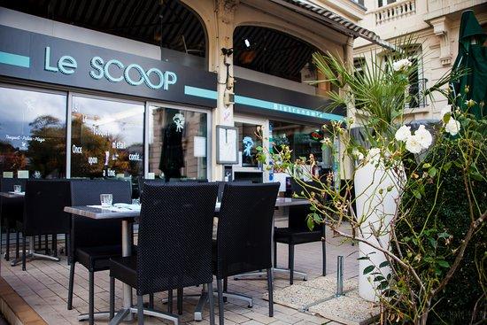 le scoop le touquet paris plage restaurantbeoordelingen tripadvisor. Black Bedroom Furniture Sets. Home Design Ideas