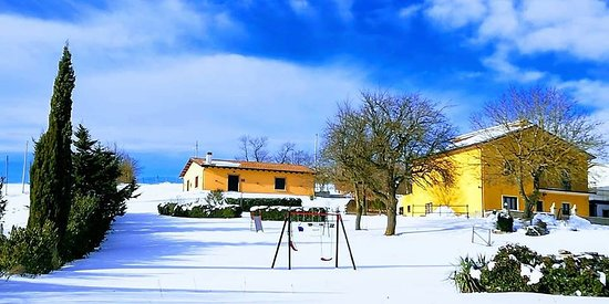 Colle Sannita, Italy: Neve 2019
