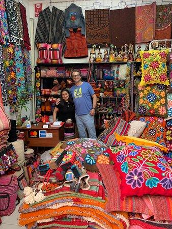 Indian Market - Centro Artesanal Miraflores (Lima) - ATUALIZADO 2019 ... a1c43c517a
