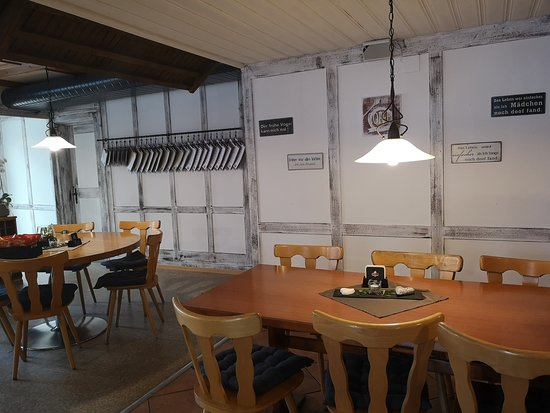 Huttwil, Suisse: Gaststube