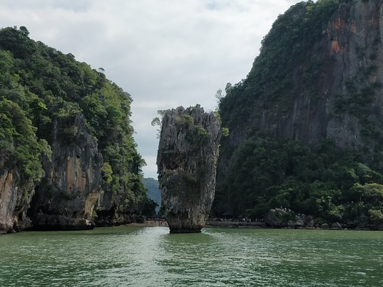 Andaman Sea Kayak: Kayak views