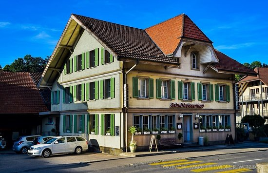Huttwil, Suisse: Schultheissenbad