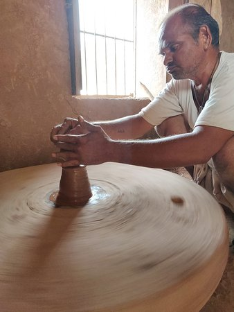 Pokaran, India: Pokhran is famous for its pottery and its artisans