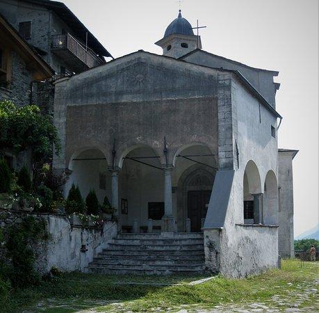 Sondrio, อิตาลี: Santuario