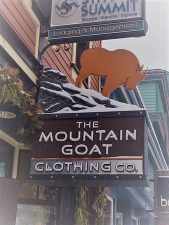 Mountain Goat Clothing Co