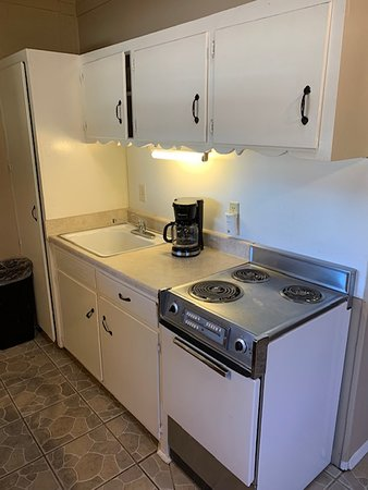 High Country Lodge : Kitchenette