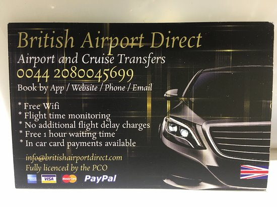 British Airport Direct