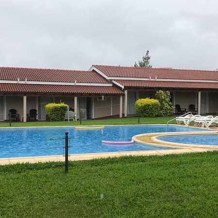 Villa Termal, Hotels in Federación