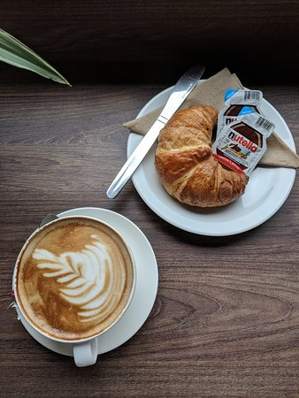 Decent Coffee House Coffee Hq Dundee Traveller Reviews