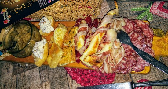Antipasti favolosi