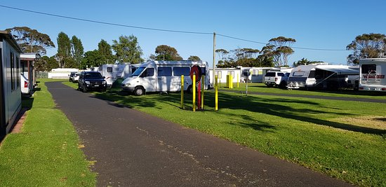 ‪‪BIG4 Ulverstone Holiday Park‬: Powered sites‬
