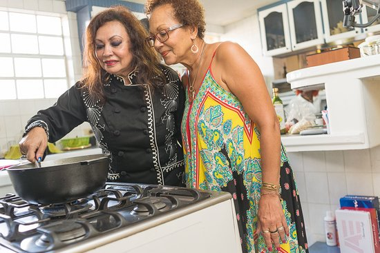 Treasures Of My Caribbean Kitchen - Culinary Experience