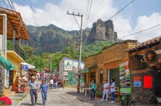 Tepoztlan, Mexique : getlstd_property_photo