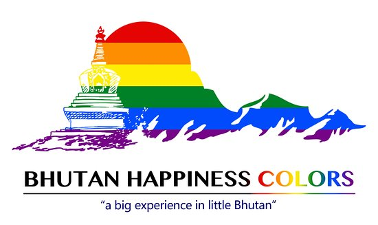 Bhutan Happiness Colors