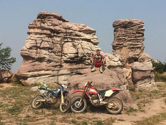 Rusty Bike Adventure