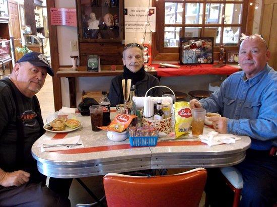 Williamsburg, MO: Riding buddies  Marlene's