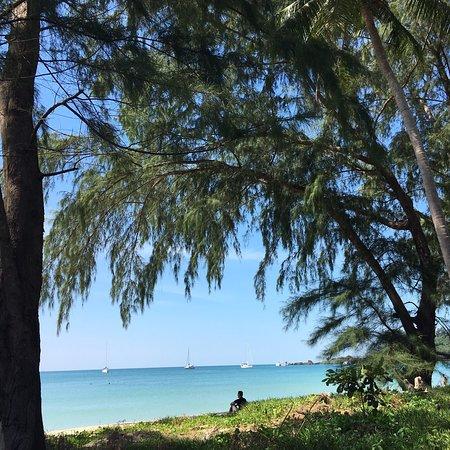 Schöne, großzügige Strandanlage
