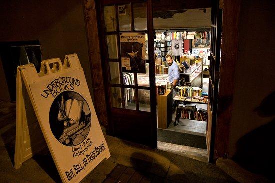 Underground Books