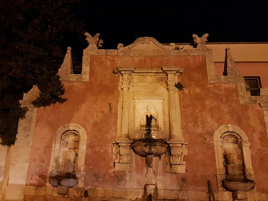 Fontana della Ninfa Zizza