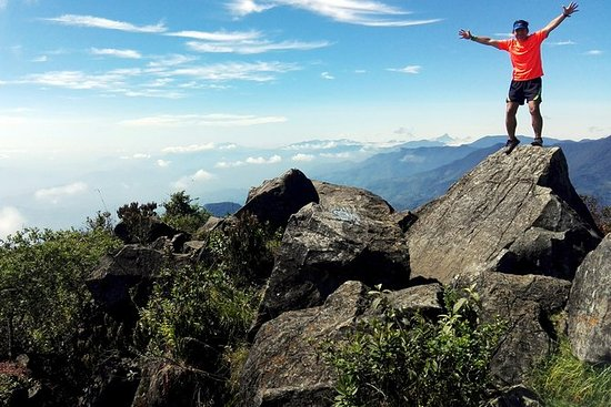 ピコデロロハイキング - 美しい山々でチャレンジングなトレッキングを体験
