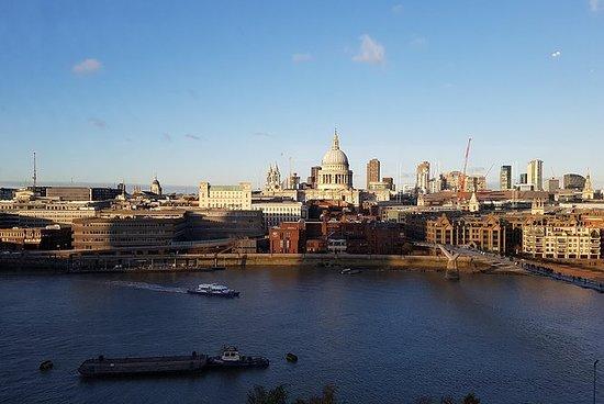 Londres historique à pied de la tour...