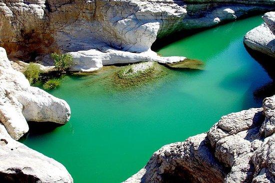Bimmah Sinkhole und Wadi Shab Package...