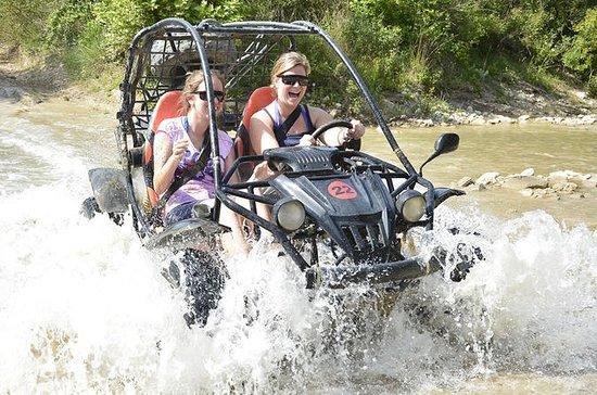 Tour en balsa y safari en buggy en el...