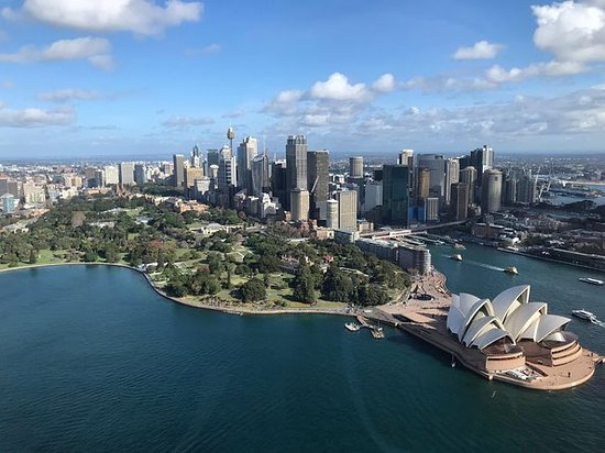 Sydney Harbour Luxury Scenic Flight