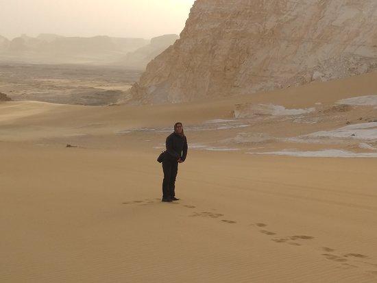 גיזה, מצרים: Akabat and sand boardin at Western Desert