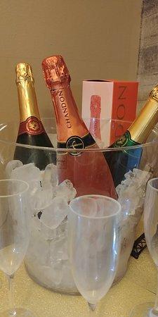 Araruna, PB: Um bom momento, pede um bom champanhe!!!