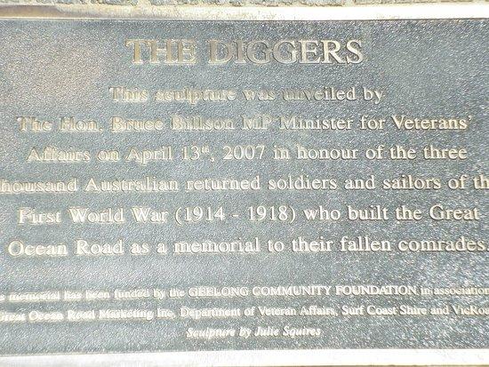 Great Ocean Road, Australia: Wholehearted respect!