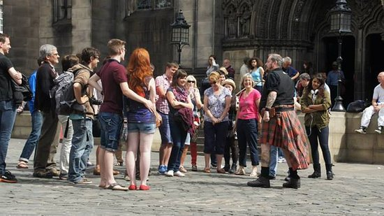 Calgary's Kilted Walking Tours