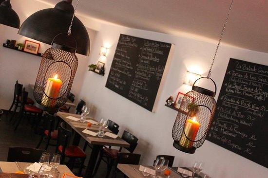 Restaurant Rue De Paris Metz