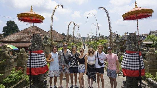 Marina Bali Tour: Penglipuran Village Bali