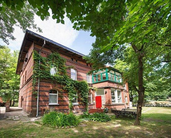 Entrance - Picture of Red Brick Apartments, Klaipeda - Tripadvisor