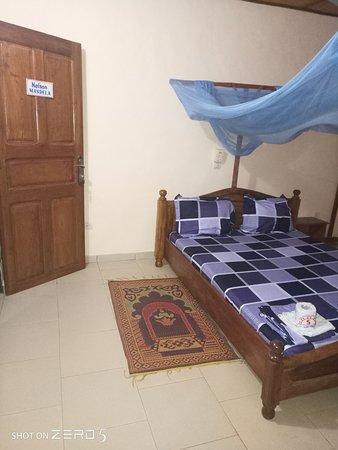 Natitingou, Benin: Chambre