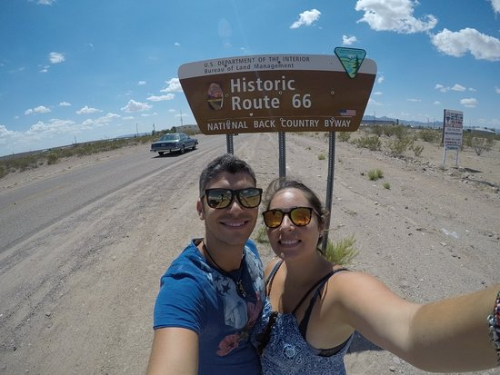 Historic Route 66 Museum Photo