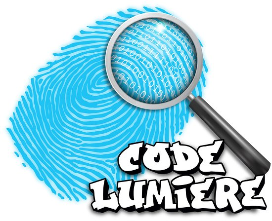 Code Lumiere Escape Game