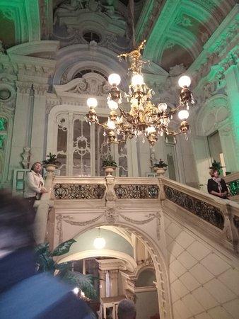 Princess Yusupova palace : Лестница 2-й этаж