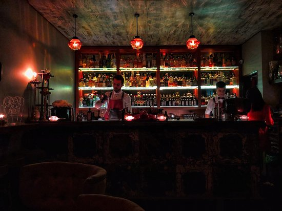 Red Frog - Speakeasy Bar, Lisbon, Portugal