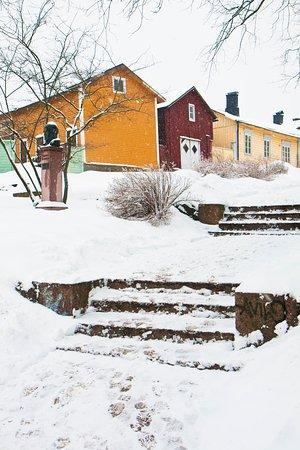 Me encanta viajar a #Finlandia en invierno.