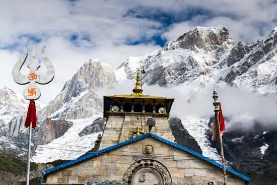 Kedarnath temple is one among the twelve Jyotirlingas of Lord Shiva.  https://www.bizarexpedition.com/kedarnath-tour
