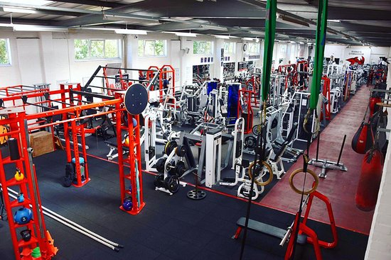 Rhinos Gymnasium