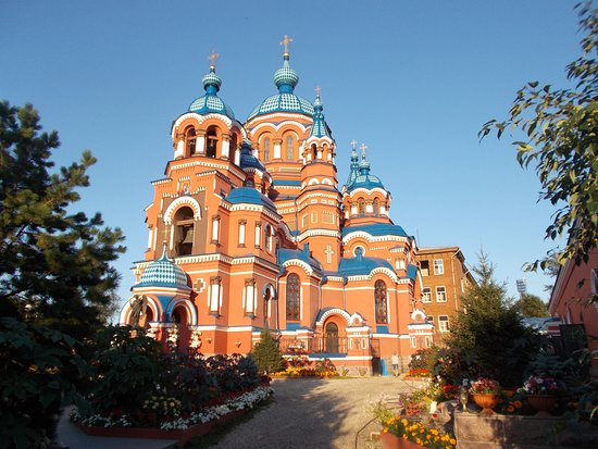 Cathedral of the Kazan Icon of the Mother of God