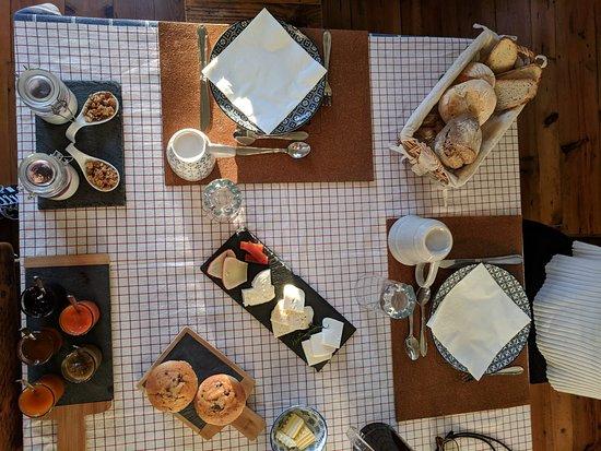 Tondela, Portugal: Breakfast