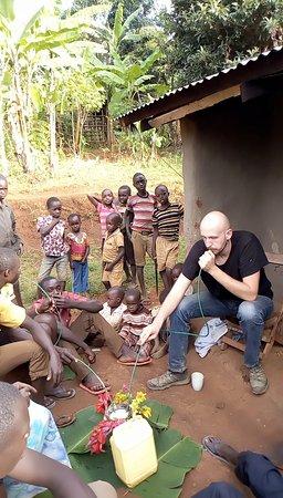 Kapchorwa, Uganda: Sipi falls hike, coffee tour experience and cultural walk was marvelous... William always makes it happen...whatsapp him on:+256778123919